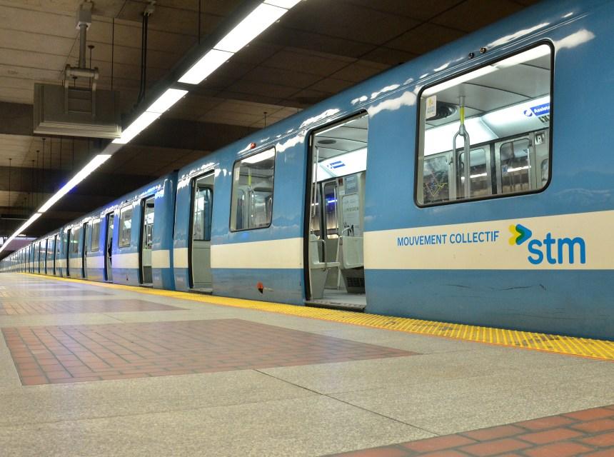 Montréal veut favoriser l'utilisation du transport collectif par ses employés
