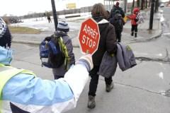 La Ville et le SPVM reconnaissent pouvoir faire plus pour la sécurité des écoliers