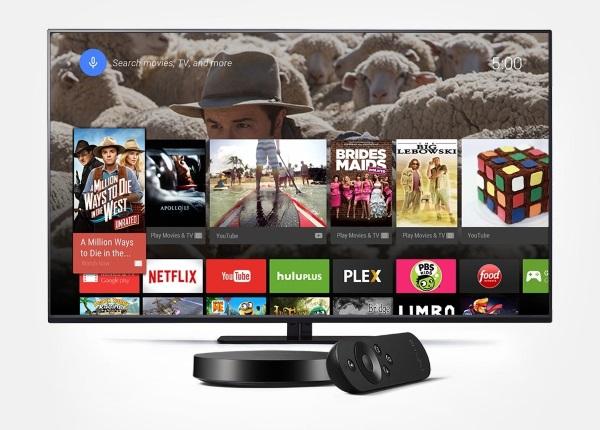 Mise à l'essai d'Android TV et du Nexus Player