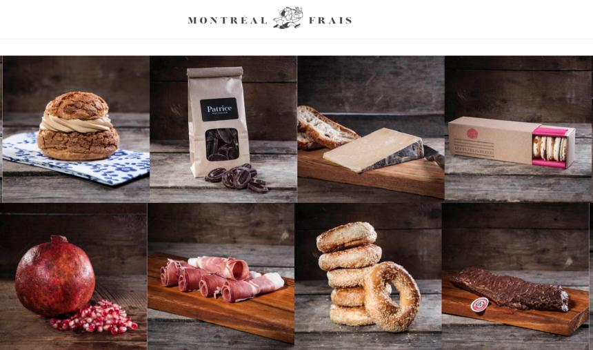 Montréal Frais: une épicerie en ligne pour fins gourmets