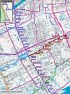 Carte tramway Jean Benoit