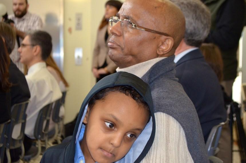Mission humanitaire du CHU Sainte-Justine en Éthiopie