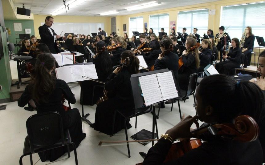 Des élèves de la CSDM au Carnegie Hall
