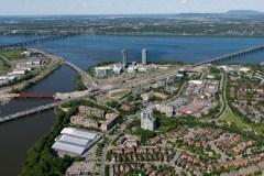 Les Montréalais seront sondés sur le développement du nord de l'Île-des-Sœurs