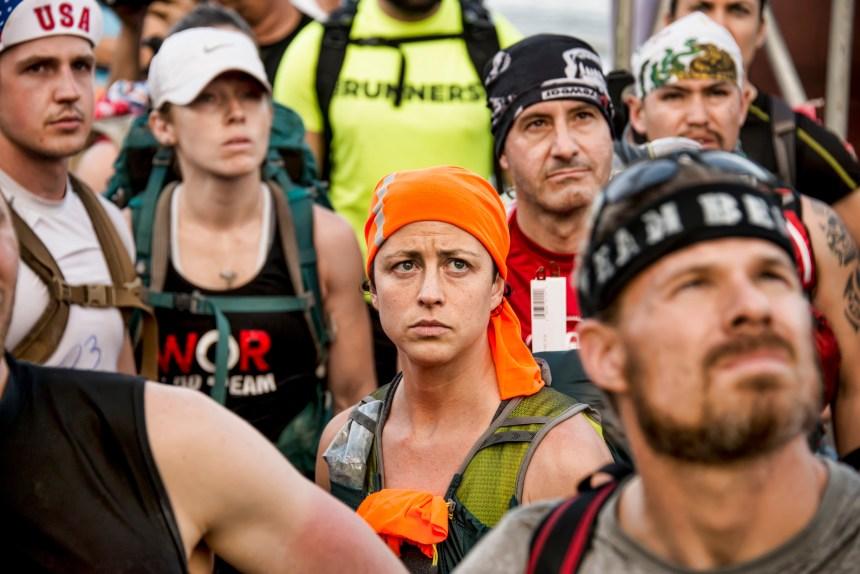 Battue par la Survival Run