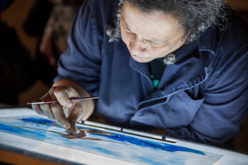 L'histoire des Noirs à Rivière-des-Prairies à travers les yeux d'une artiste