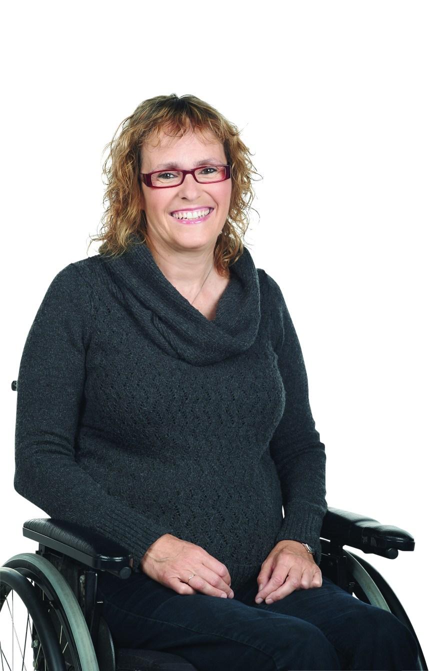 Une citoyenne au comité consultatif sur l'accessibilité universelle
