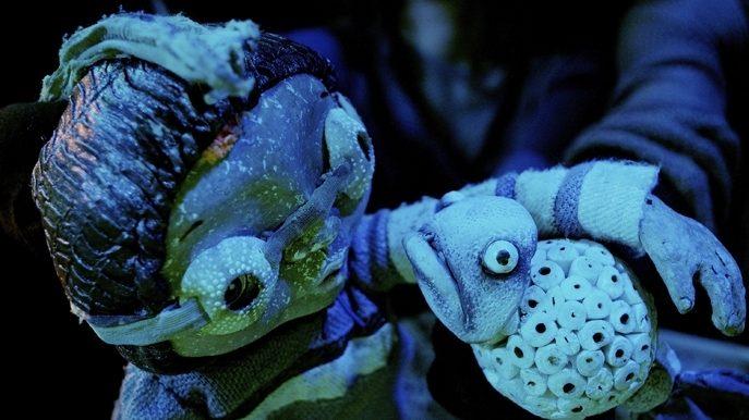 Projet majeur pour L'Illusion, théâtre de marionnettes