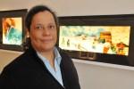 L'artiste prairivoise Martine Chartrand présente l'exposition «Âme noire» dans le cadre du Mois de l'histoire des Noirs.