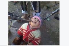 Non, ceci n'est pas une photo d'un enfant tué par le groupe État islamique à Mossoul