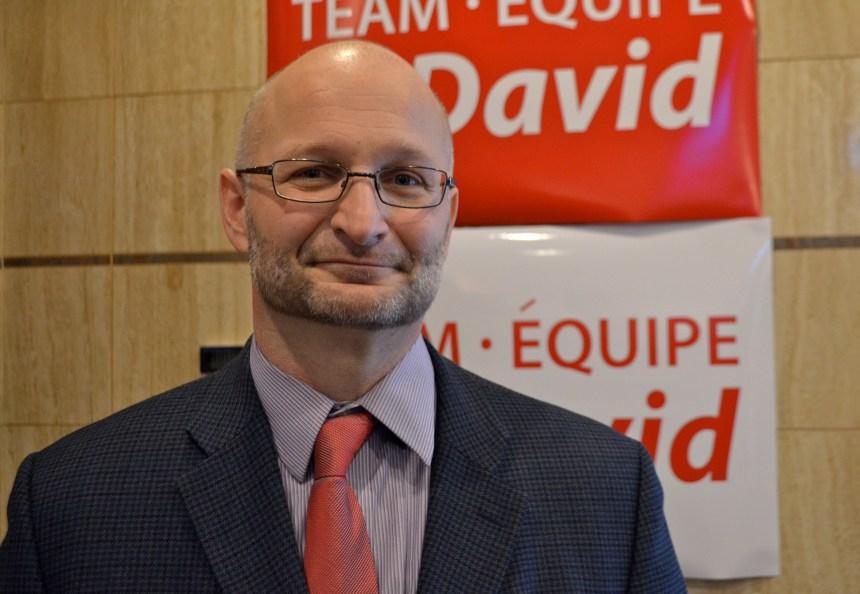 David Lametti élu candidat libéral dans LaSalle-Émard-Verdun
