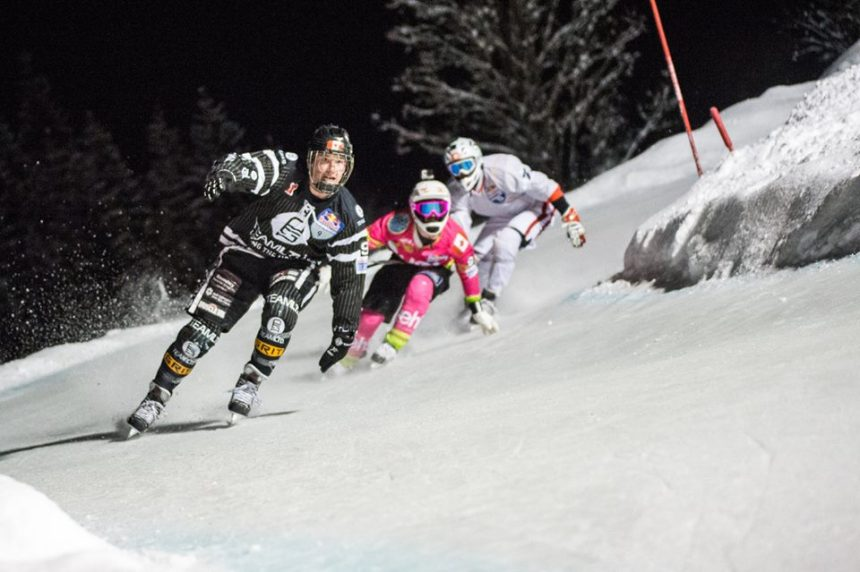 Red Bull Crashed Ice: Une ascension qui coûte cher