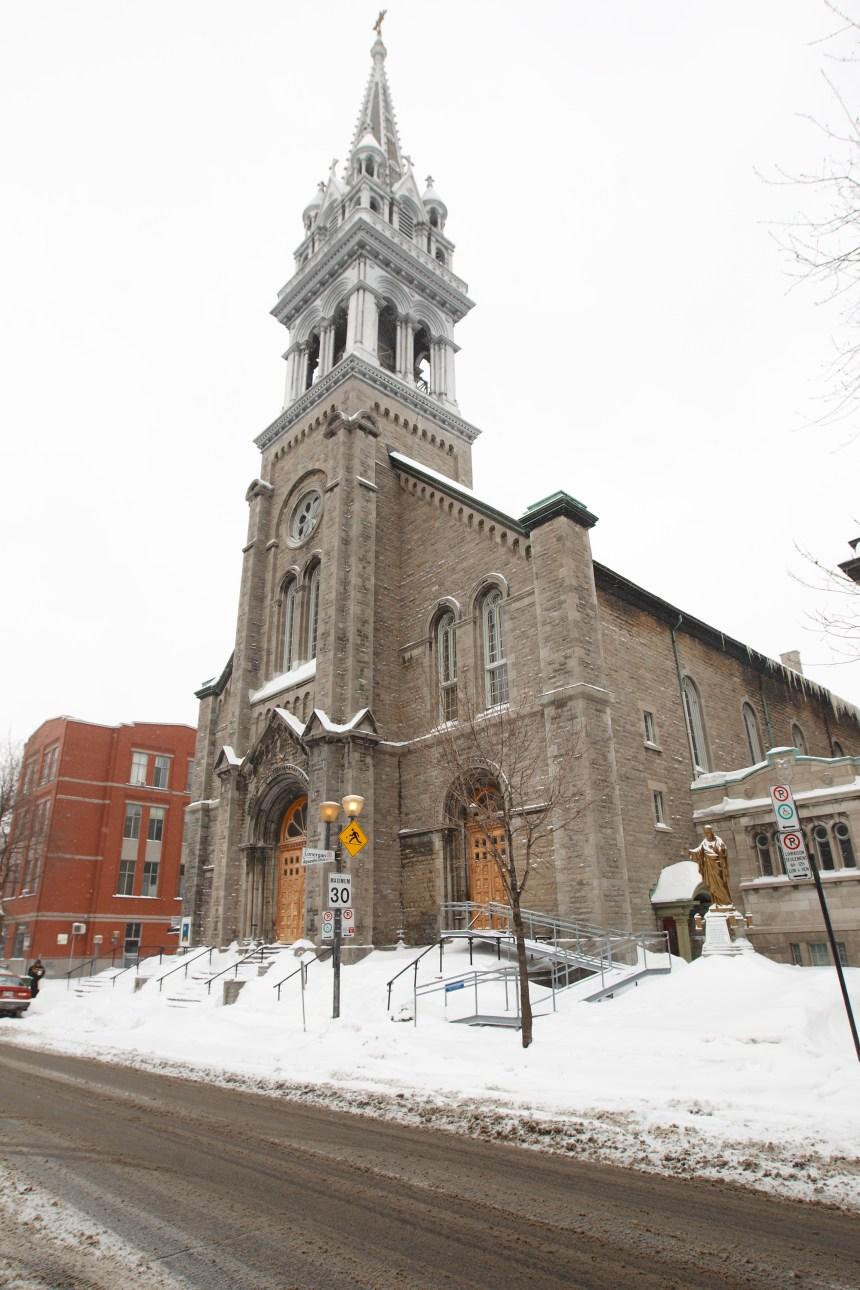 11M$ pour la transformation de l'église Sainte-Brigide-de-Kildare