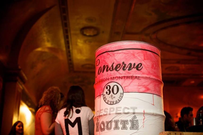 Moisson Montréal célèbre 30 ans de conserves