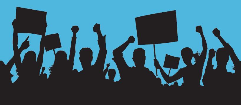 Mouvements citoyens imposteurs