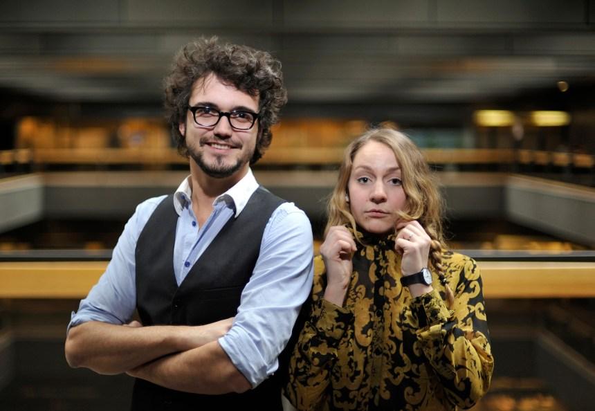 Julien David-Pelletier et Léane Labrèche-Dor sont sur votre cas