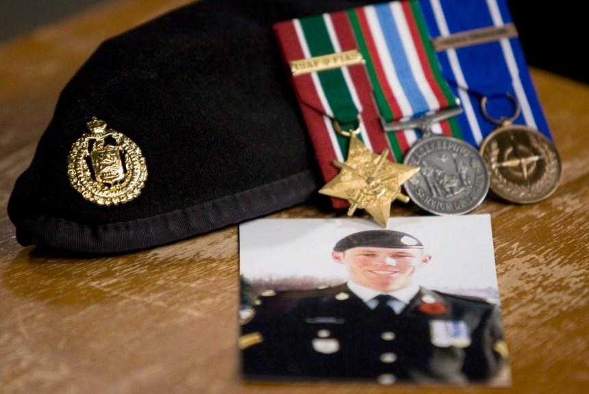 Suicide d'un soldat:l'armée canadienne se disculpe