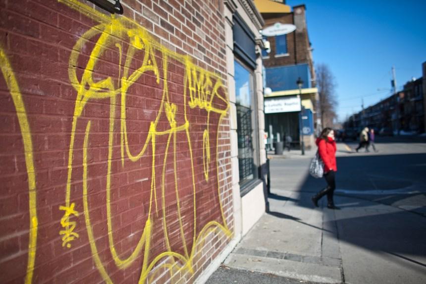 Vandalisme: les commerçants de Wellington à bout de nerfs
