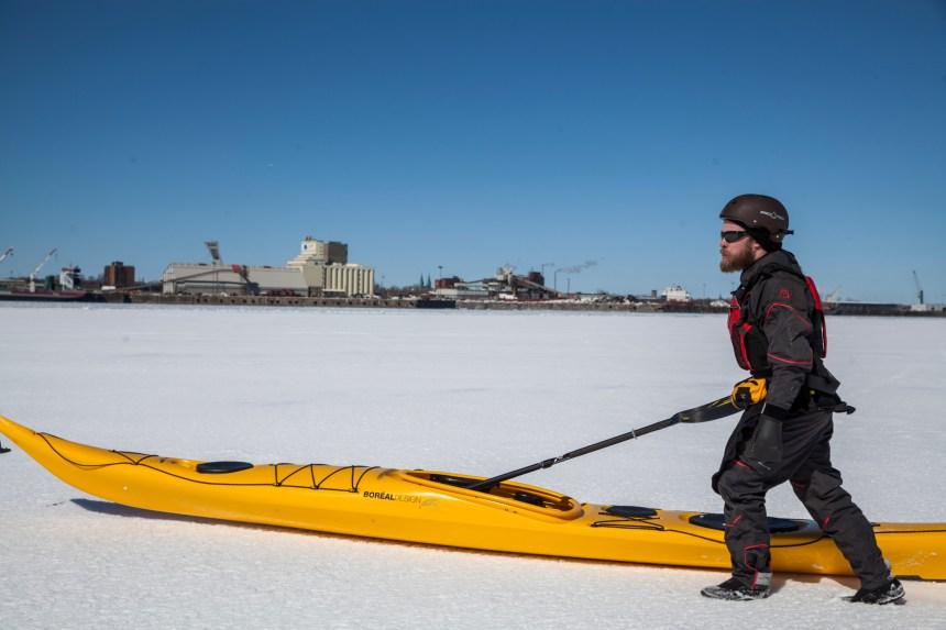 De Montréal au Yucatán en kayak: un défi né d'une blague entre amis