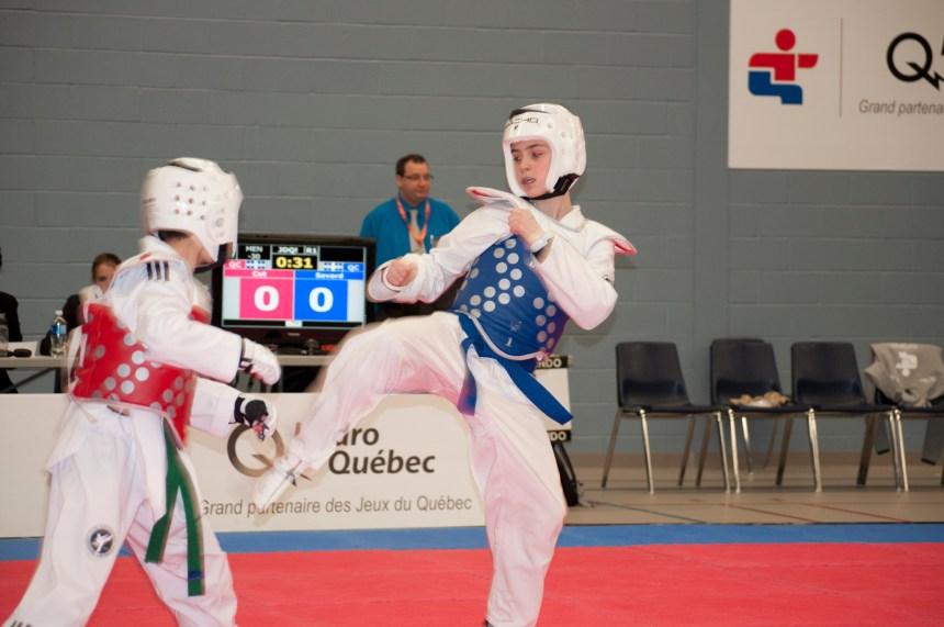 Jeux du Québec: six nouvelles médailles pour les athlètes de chez nous