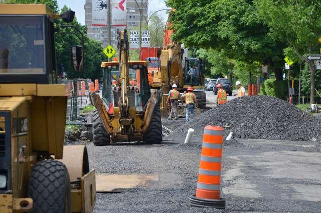 11 rues repavées en 2015 pour MHM