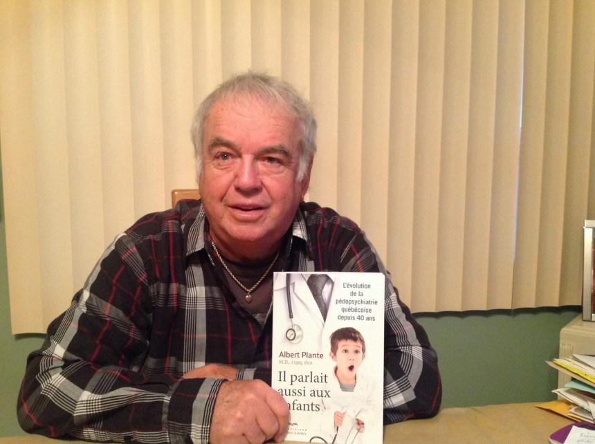 40 ans de pédopsychiatrie: un médecin de LaSalle publie