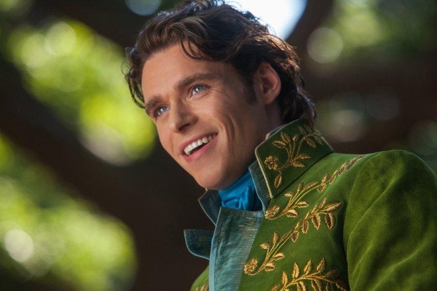 Cinderella et le prince Richard Madden