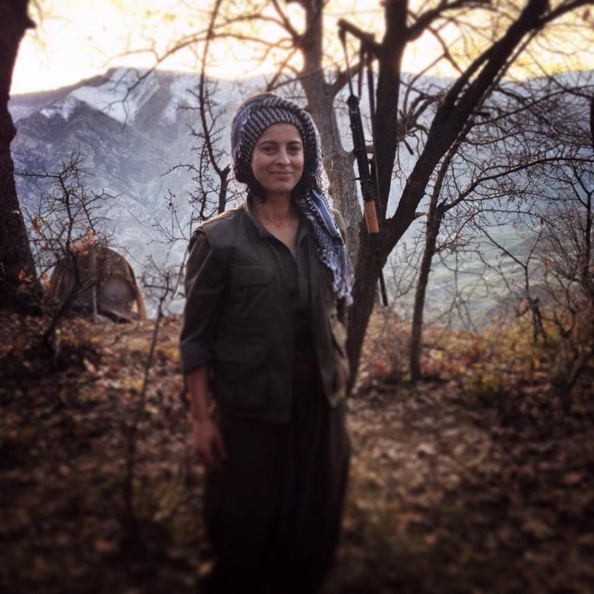 Sur le terrain au Kurdistan