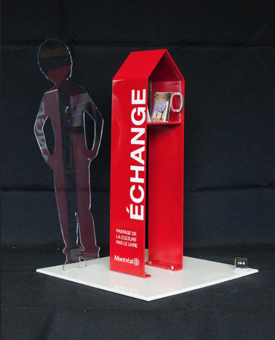Aperçu (étonnant) des maquettes du concours de microbibliothèques