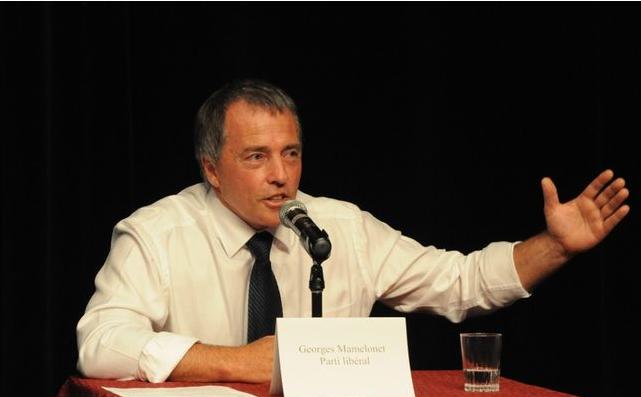 L'ex-député Georges Mamelonet est mort
