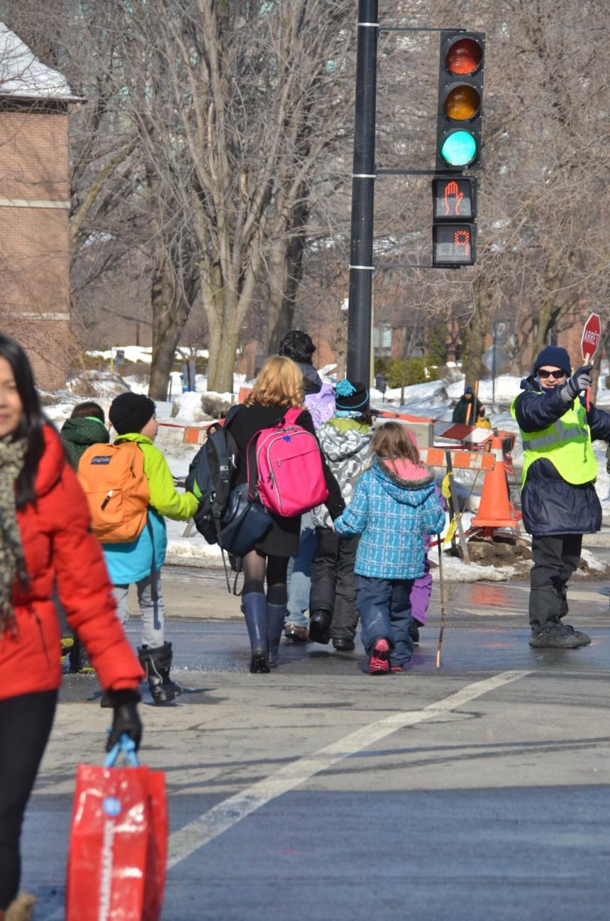 Feux de circulation: en marche depuis le 2 mars