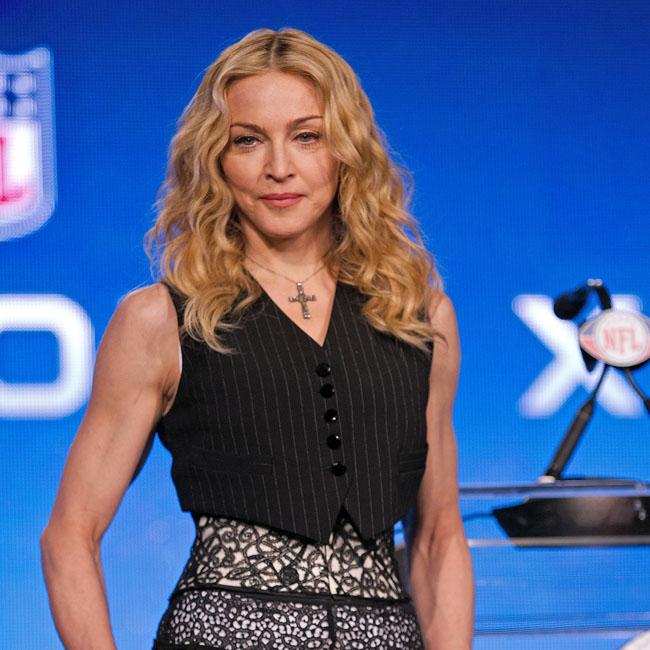 Madonna émotive à la suite du départ de Lourdes