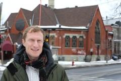 Élections 2015: Marc Miller à la conquête de vos cuisines