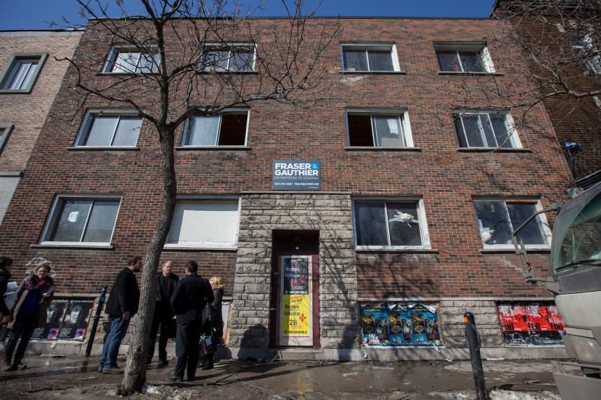 Piquerie transformée en logements sociaux