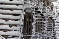 Les tuyaux à Verdun résistent au gel