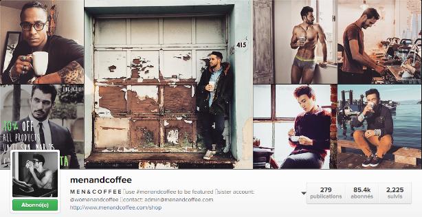 Les comptes de beaux garçons à suivre sur Instagram