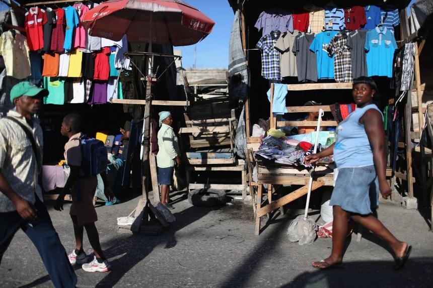 Les Haïtiens, parias des Caraïbes