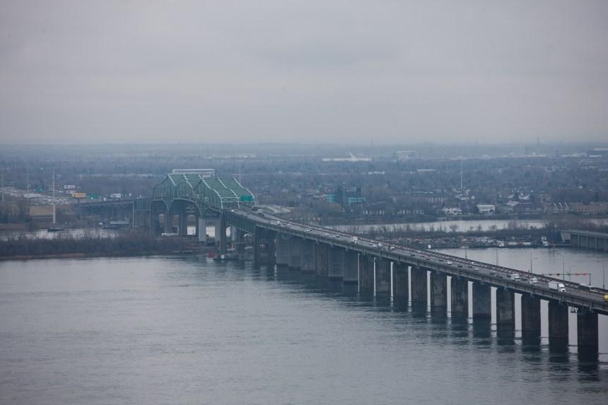 Pont Champlain: contrat octroyé à ARUP