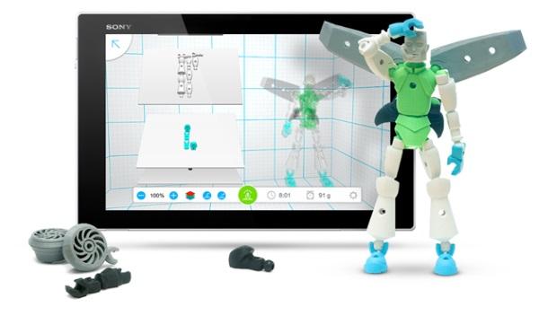 Tinkerplay: l'impression 3D pour les enfants