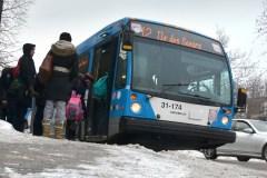 Le nouveau trajet de l'autobus 12 Île-des-Soeurs suscite de la grogne