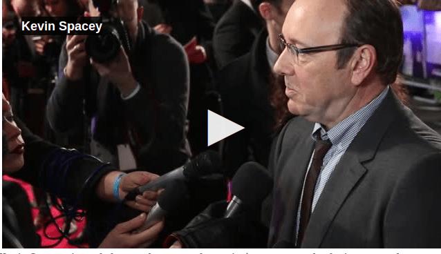 En vidéo: Kevin Spacey surpris de se faire confondre avec son personnage