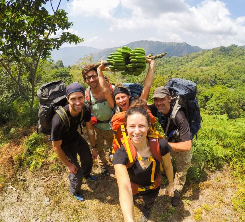 7 jours de survie dans la jungle