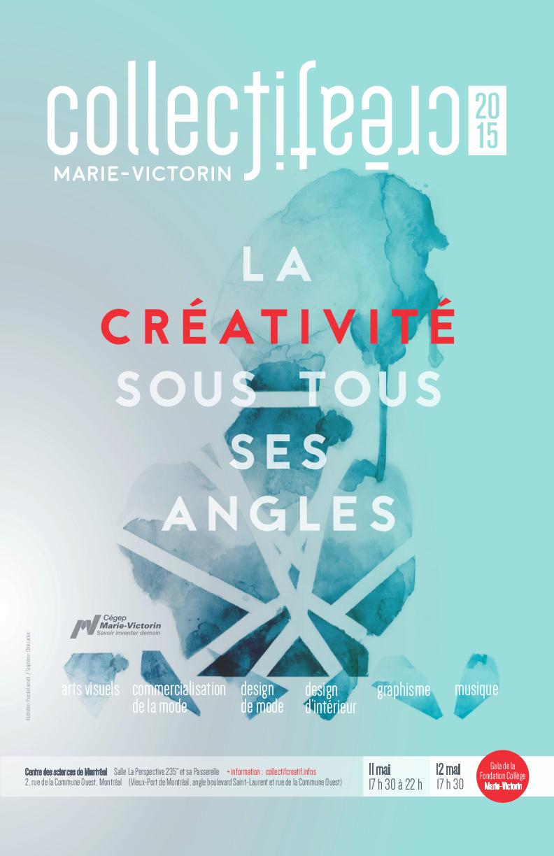 Collectif créatif du Cégep Marie-Victorin