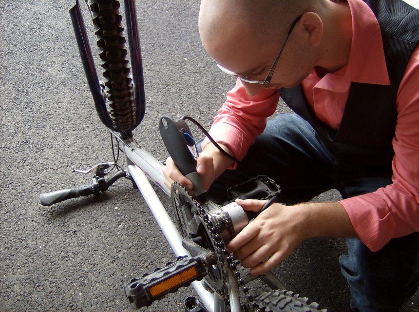 Mise en place du «projet numéro» pour éviter les vols de vélos