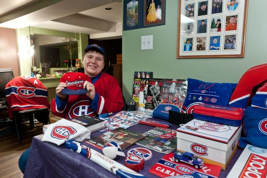 Superfan: un petit musée du Canadien à LaSalle