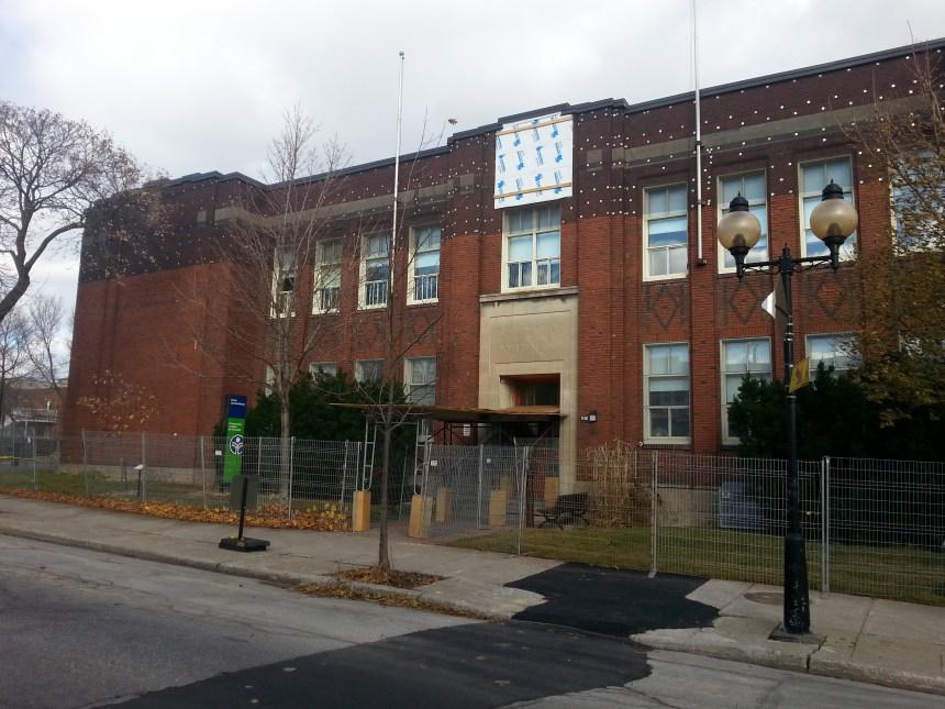 L'école Sainte-Bibiane modernisée