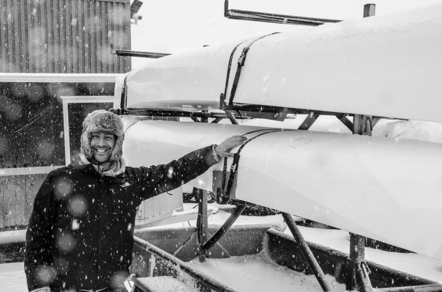 7000 km en canot-camping: à la poursuite des chemins de l'or bleu