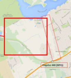 Développement Pierrefonds-Ouest