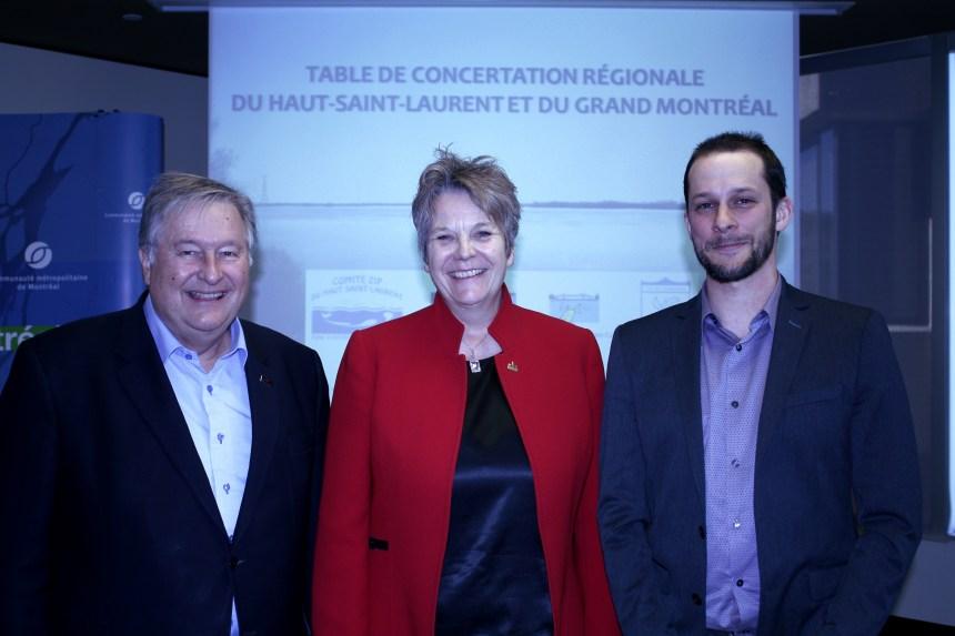 Une table de concertation pour redonner au fleuve Saint-Laurent ses lettres de noblesse