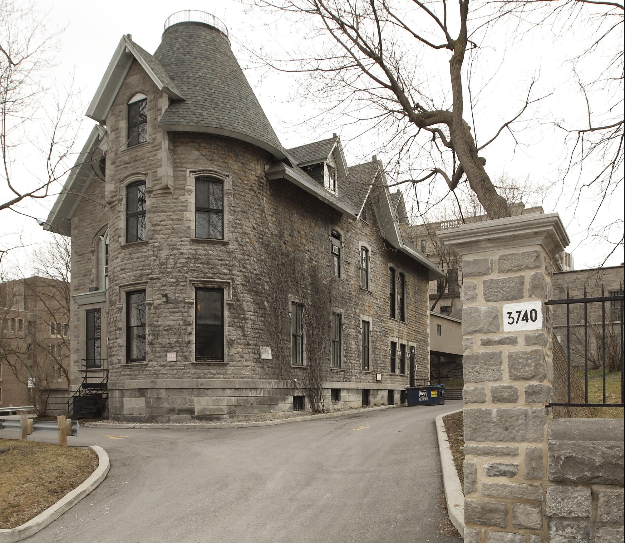 McGill - Maison Duggan